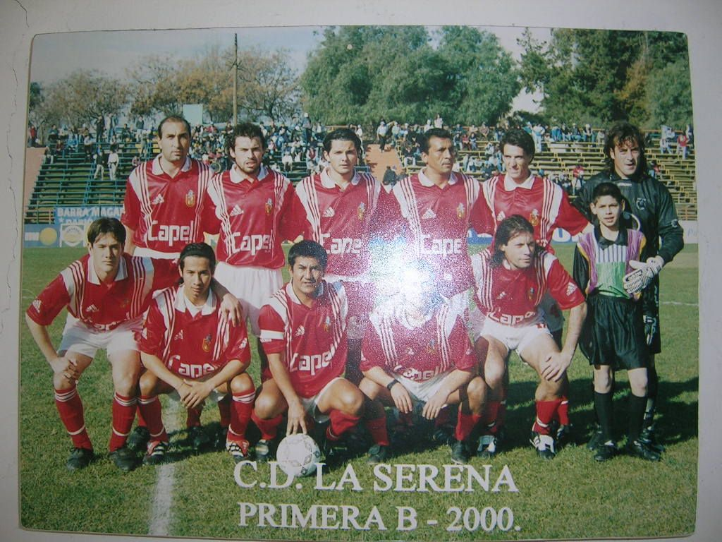 Deportes La Serena 2000 (otra foto oficial)