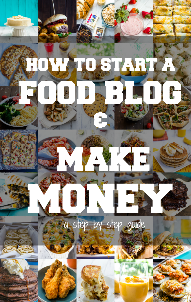 How To Write A Food Blog And Make Money