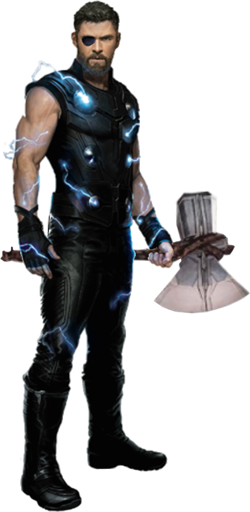 Avengers Infinity War Thor Png By Davidbksandrade On Deviantart Avengers Infinity War Avengers Infinity War