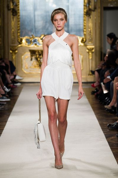 98c0a57fe3 Elisabetta Franchi Spring 2015 Runway Pictures | Ready-to-Wear 2015 ...