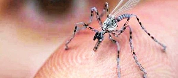 Insectile drones could evolve into useful minions to track, map, and respond to climate change. Amazing technology!