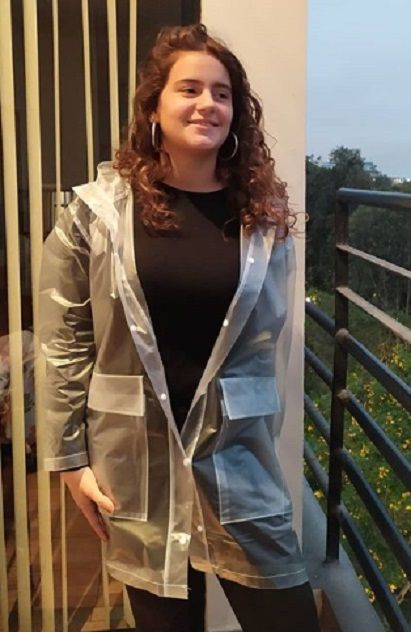 Cape10   Rain wear, Raincoat, Pvc raincoat