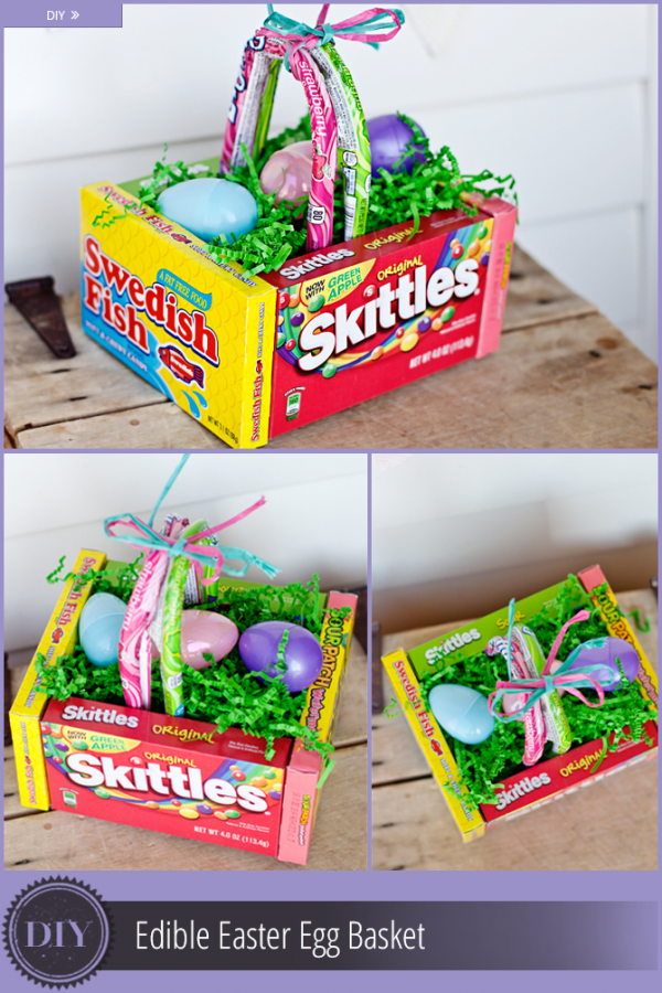 How to make a candy box easter basket candy boxes easter how to make a candy box easter basket negle Gallery