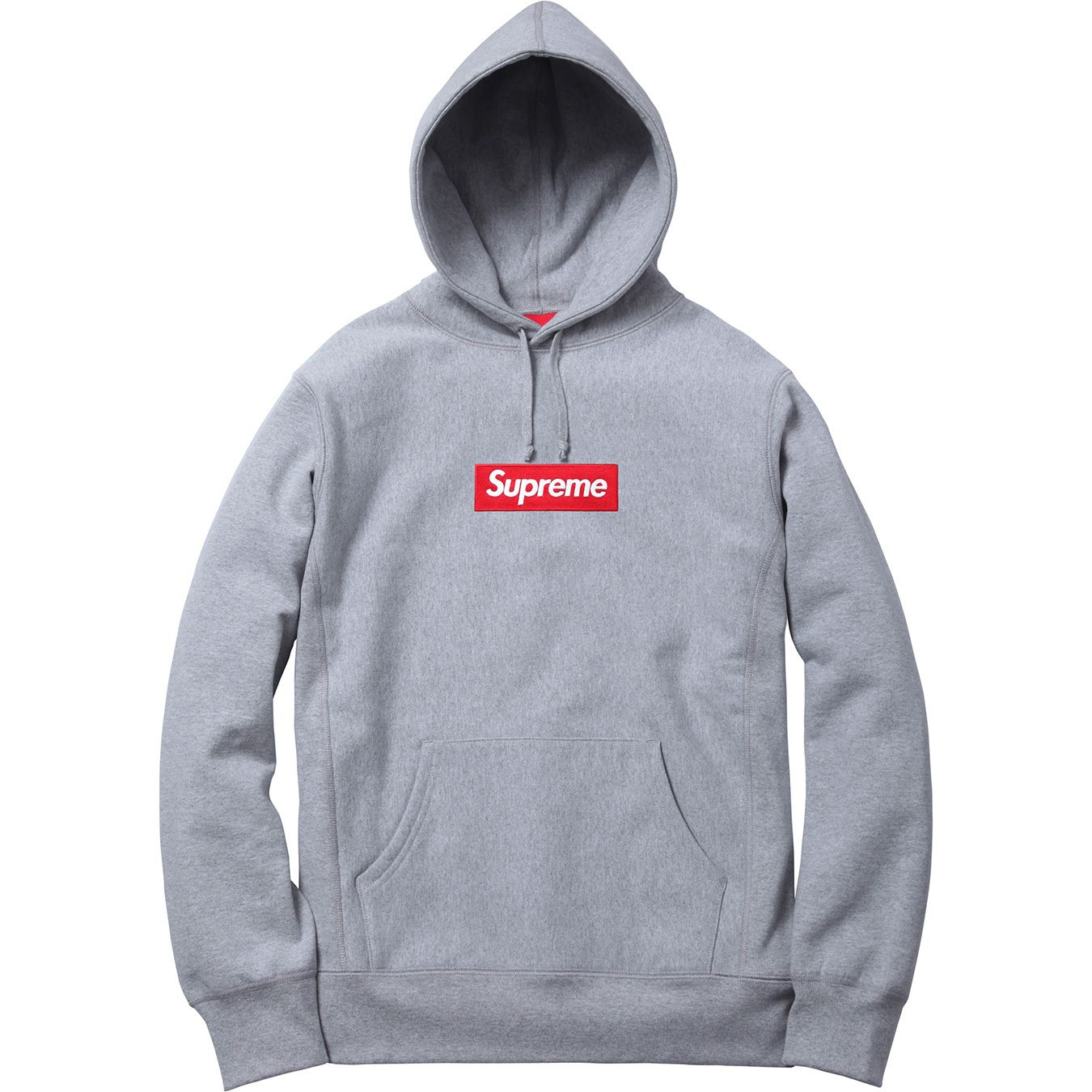 Supreme - Box Logo Pullover Hoodies