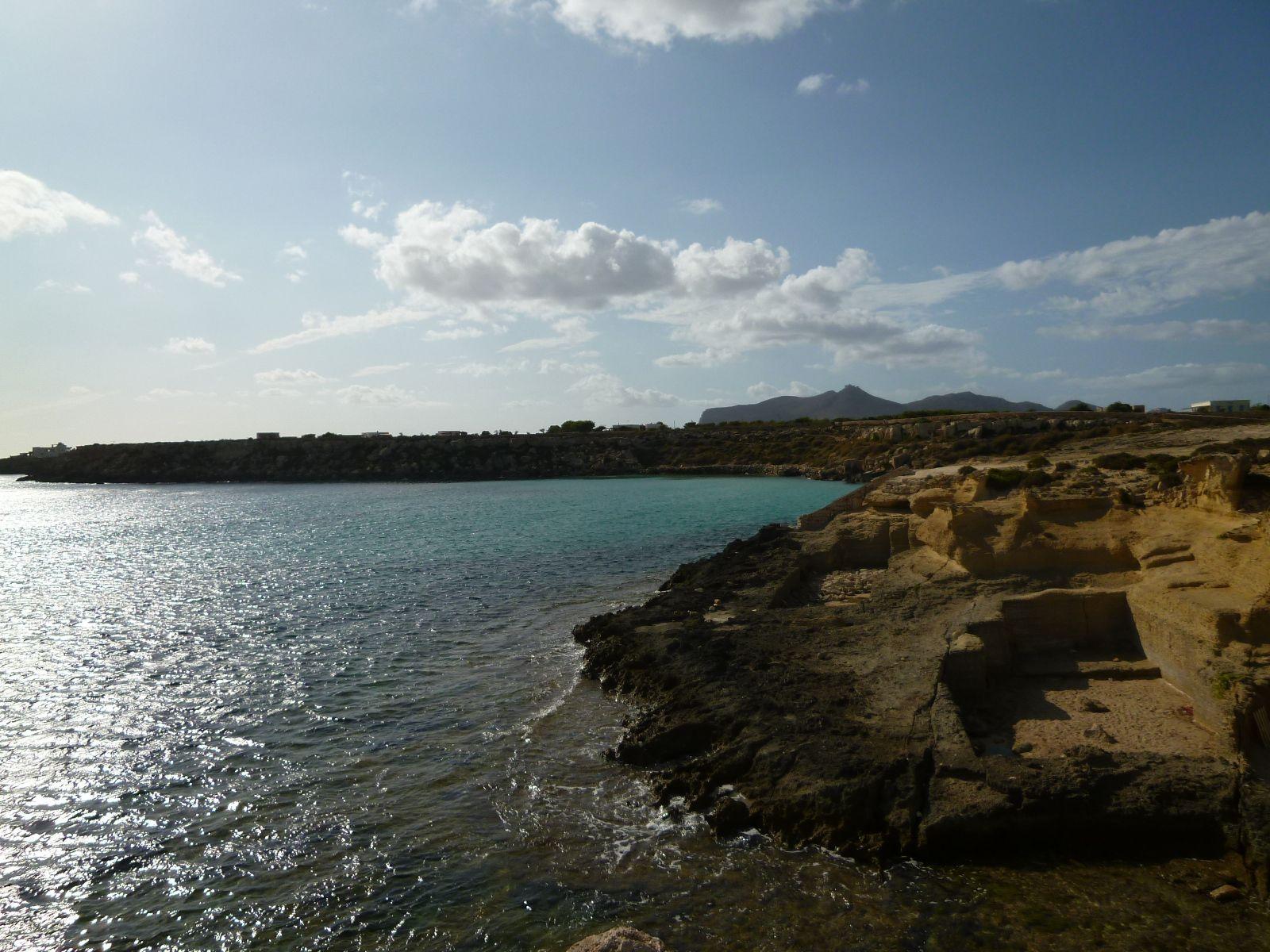 """""""Punta Marsala"""", Favignana, Isole Egadi Sicilia"""