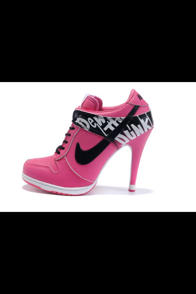 High heel · Sis must haves for nights out!! Nike High HeelsHigh ...