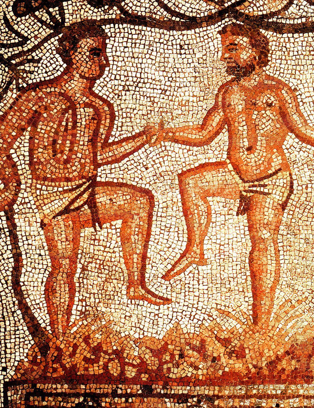 Mosaicos romanos on pinterest romans madrid and mosaics for Mosaico romano