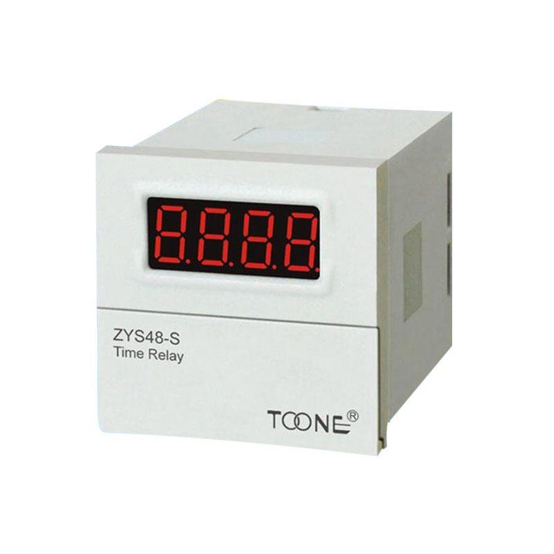 ZYS48-S DH48S-S Digital Timer Time Delay Relay 110V 220V