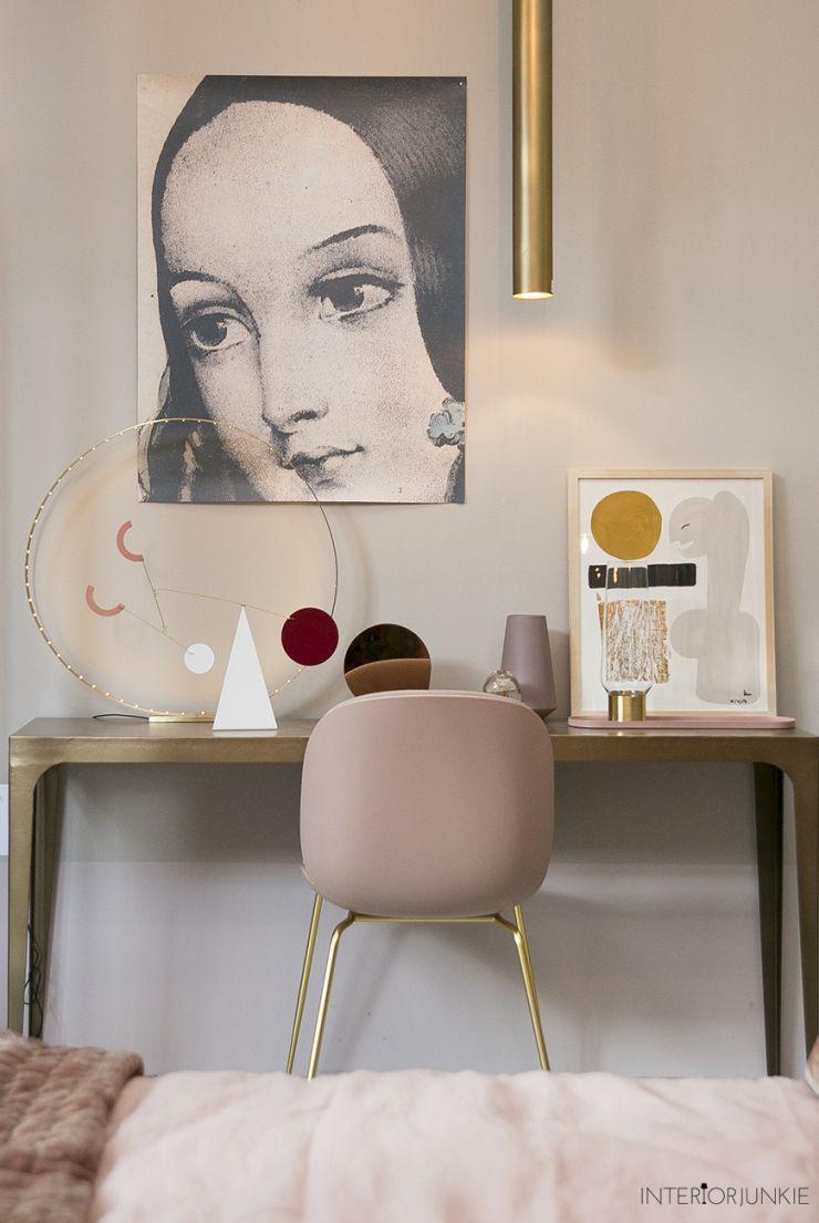 Mierzoet: pronken met een roze slaapkamer | Dream Home | Pinterest ...