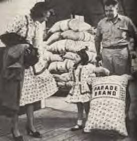 Little Homestead in Boise: Flour Sack Dresses & Aprons, Rural Life in The 30's and 40's