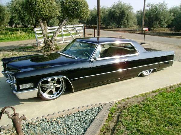 68 Cadillac Coupe De Ville