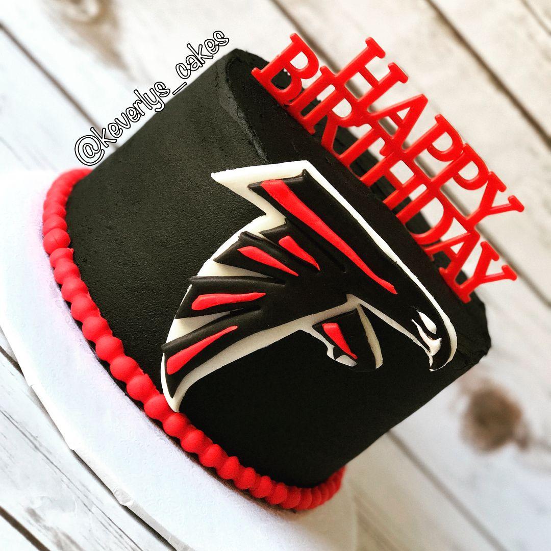 Atlanta Falcons Cake Falcons Cake Atlanta Falcons Cake Atlanta Falcons Birthday