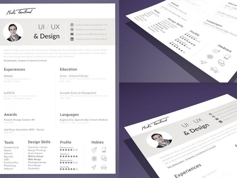 Resume Cv Template Sketch Freebie Download Free Resource For Sketch Resume Templates Resume Design Template Best Resume Template