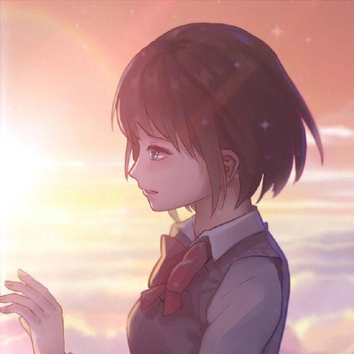 Pin Oleh D U D Ae Di Couple Gambar Anime Gambar Fotografi