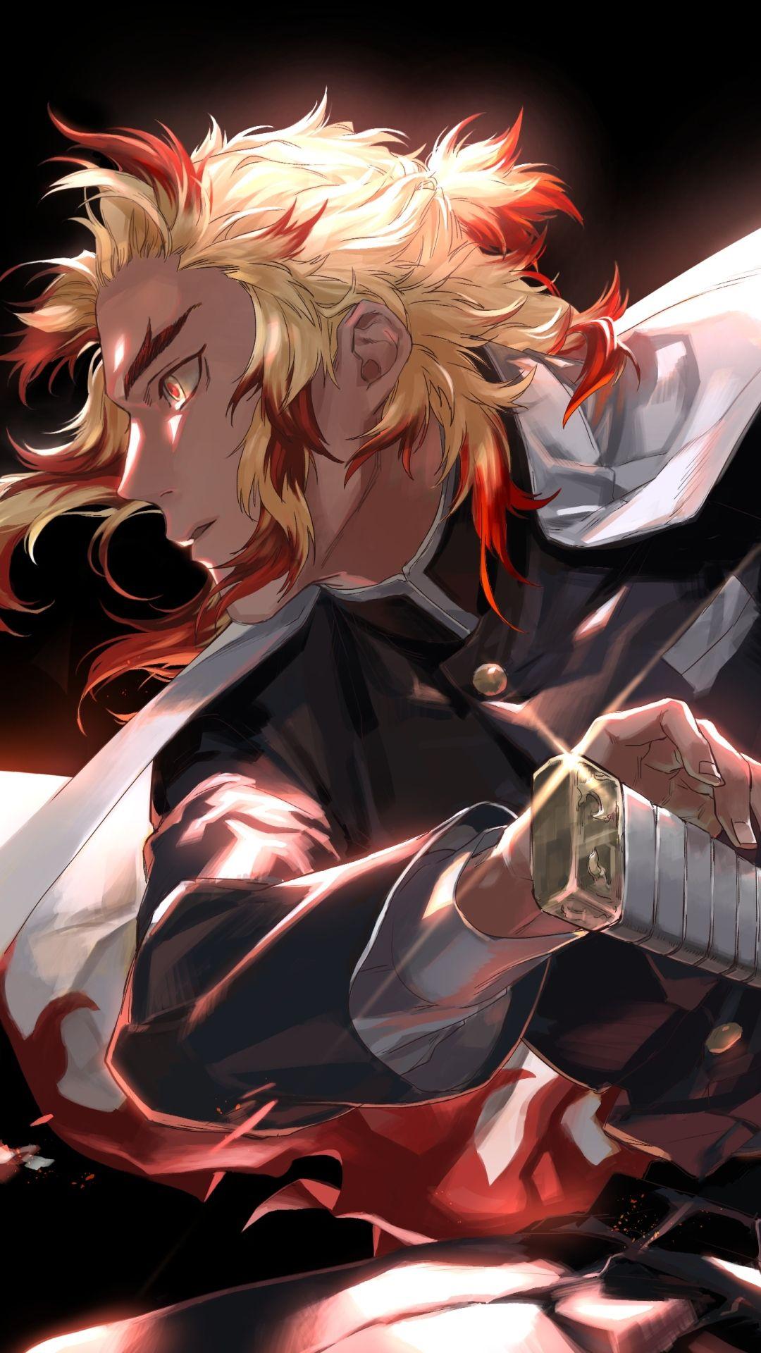 Kimetsu No Yaiba Wallpaper Hd Portrait Anime Demon Slayer Anime Anime Wallpaper