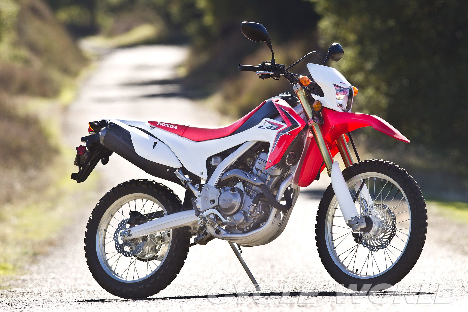Honda crf250l 5000