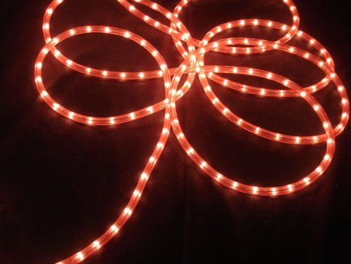 100 Gold Commercial Length Christmas Rope Light On A Spool By Hofert 130 00 100 Foot Commercial Length Christma Christmas Rope Lights Rope Light White Lead