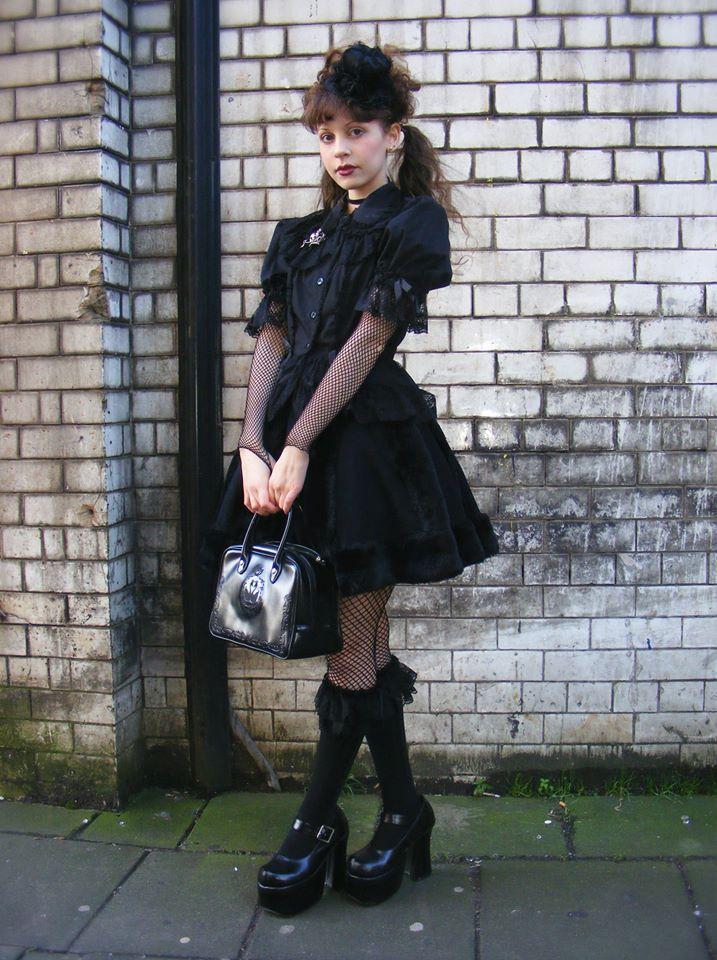 Pin on Gothic Lolita