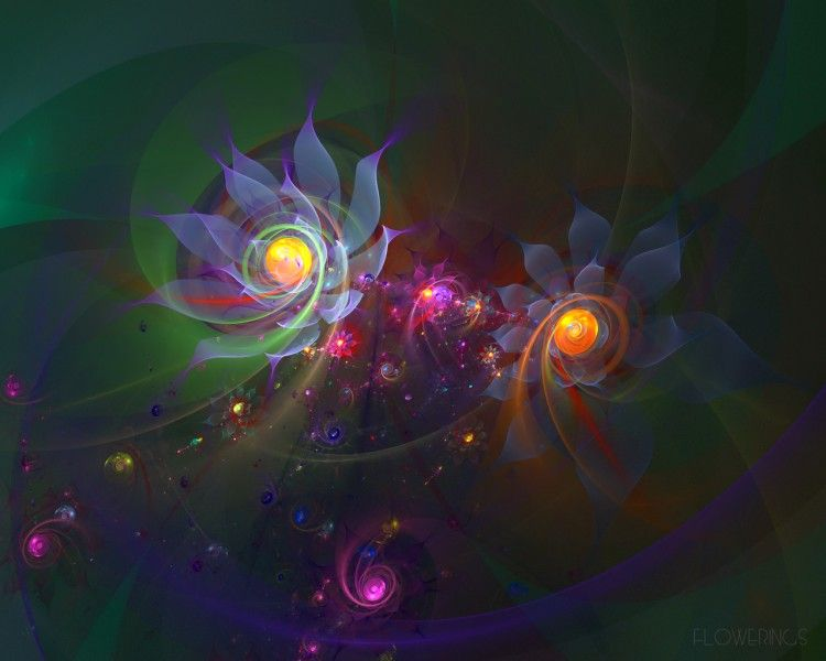 Fonds D Ecran Art Numerique Fonds D Ecran Fractales Kaleidoscopes Wallpaper N 208647 Par Love1008 Hebus Com Art Numerique Fractal Abstrait