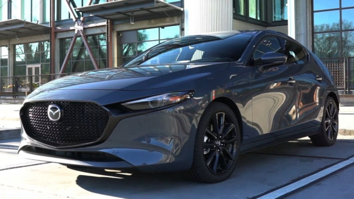 2020 Mazda Hatchback in 2020 Mazda hatchback, Mazda 3