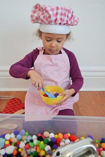 Pom Pom Kitchen Happy Toddler Playtime Easy Toddler