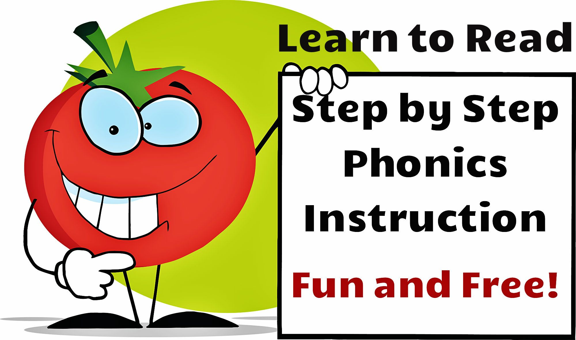 Great Website Providing Free Step By Step Phonics Instruction