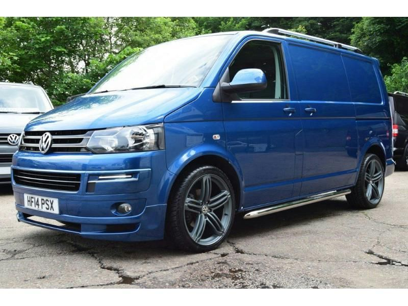 9de0e6f6c2 2014 VOLKSWAGEN TRANSPORTER 2.0TDI 160ps T28 Highline SWB Sportline Pack  Diesel in Sheffield