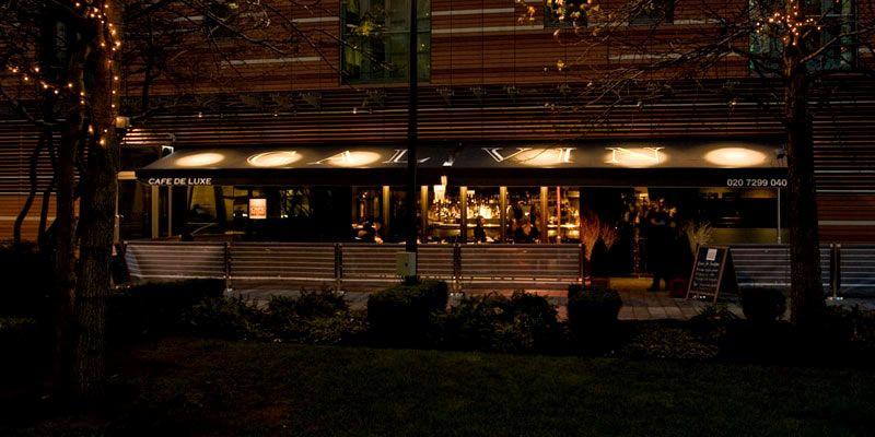 Restaurant Exterior Design | ... by designlsm restaurant design ...