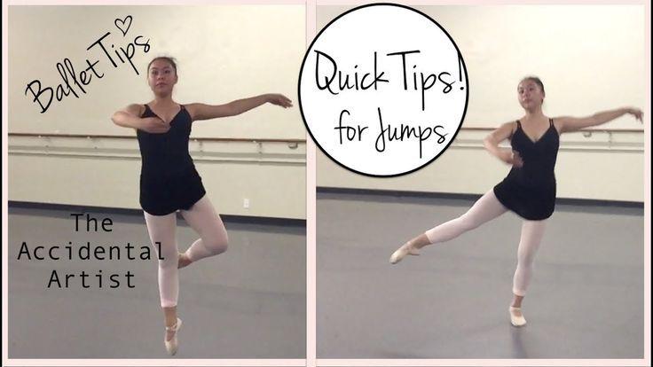How To Jump Higher In Petit Allegro Ballet Center Jumps Quick Ballet T High Jump Ballet Teacher Ballet Instruction
