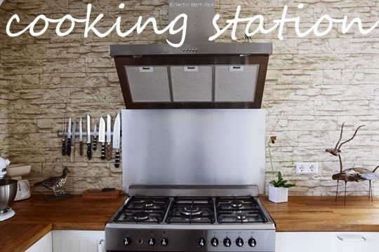 Simple Cooking Station meine K che