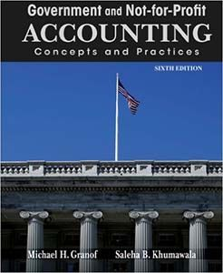 Test bank for government and not for profit accounting concepts and test bank for government and not for profit accounting concepts and practices 6th edition by granof khumawala free download sample pdf solutions manual fandeluxe Gallery