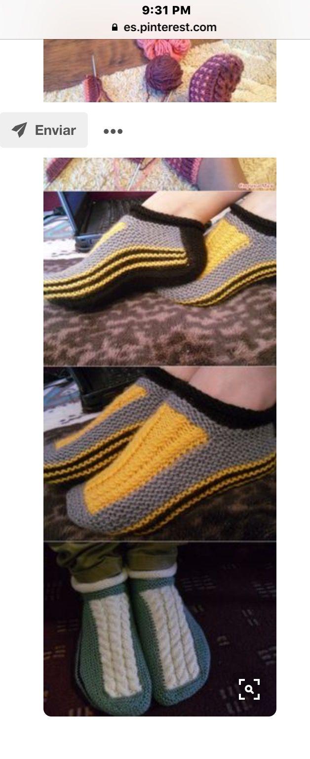 Pin de luzirma aguilar en Zapatos tejidos a https://www.facebook.com ...
