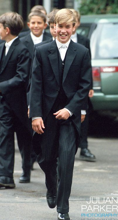 Prince William On His First Day At Eton College Berkshire Prince William And Harry