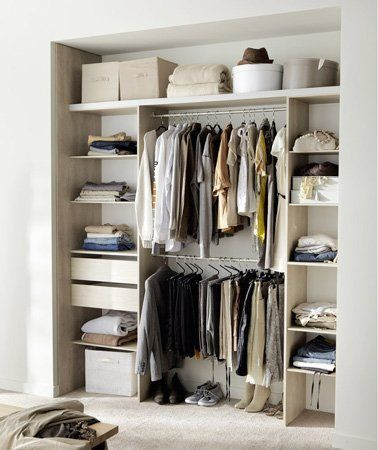 Plans Maison En Photos 2018 Image Description Un dressing dans la - la maison du dressing