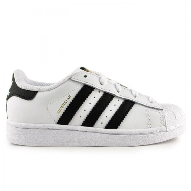 The Adidas Kid's Superstar in PS sizes is available for $55 on CityGear.com