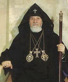 VAZGEN 1 Surpreme Patriarch and Catholicos of All Armenians