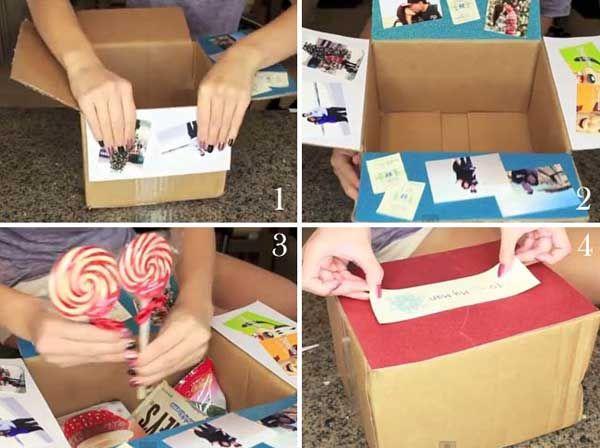Diy Christmas Gift Ideas 24 Jpg 600 448 Pixels Pinterest Boyfriend And Boyfriends