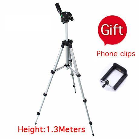 1.3 meters portable digital camera tripod card machine dv projector tripod mobile phone rack♦️ SMS - F A S H I O N 💢👉🏿 http://www.sms.hr/products/1-3-meters-portable-digital-camera-tripod-card-machine-dv-projector-tripod-mobile-phone-rack/ US $17.99