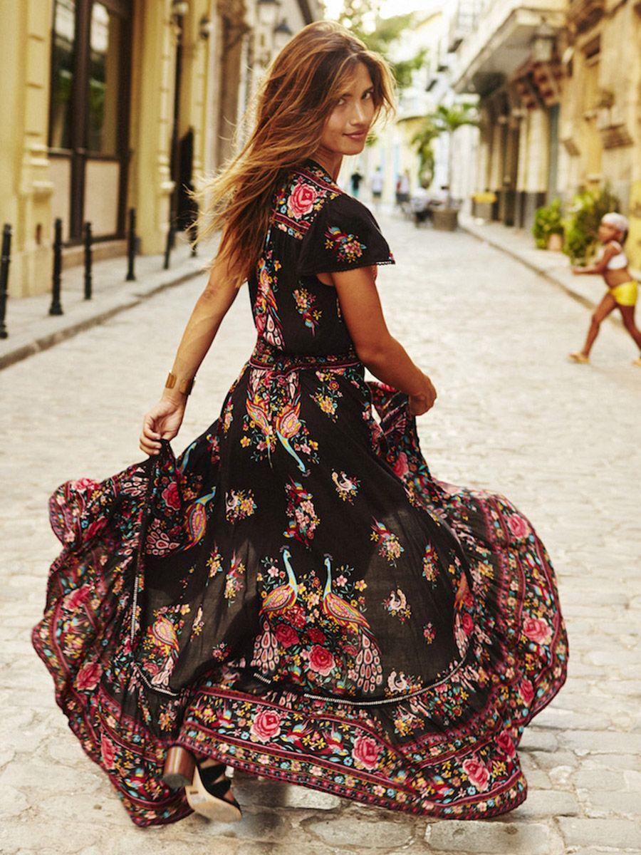 Sommer#Dress#Damen#Kleid   Mode   Strandkleid, Kleider und ...
