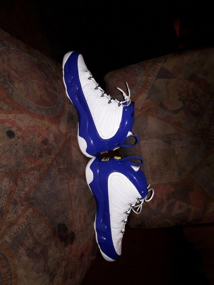 online store 4e5ea d9af0 Nike Air Jordan Retro 9 Purple and white  fashion  clothing  shoes   accessories  mensshoes  athleticshoes (ebay link)