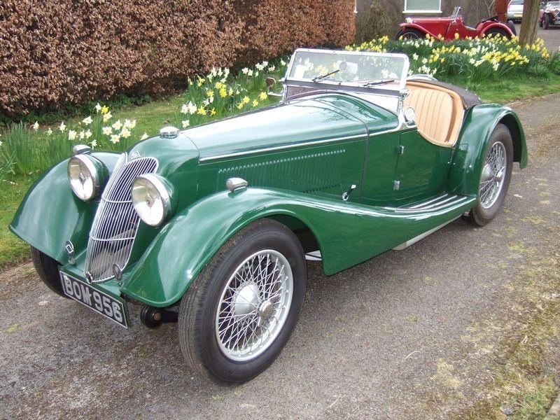 riley sprite 1936 1931 to 1940 carz pinterest voitures rares voitures anciennes et voitures. Black Bedroom Furniture Sets. Home Design Ideas
