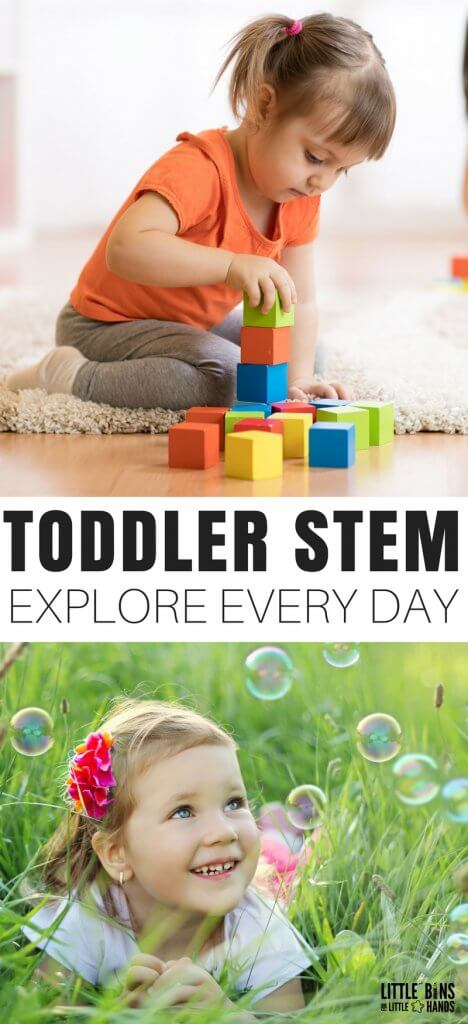 Hands On Science Experiments For Kids in 2020 Toddler