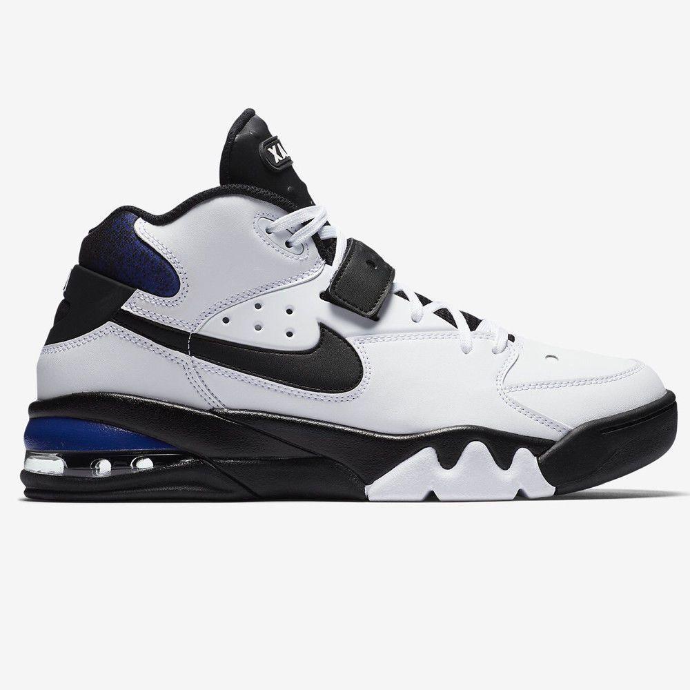 Nike Air Force Max Charles Barkley Retro Basketball Shoes US Size 12 AH5534 100