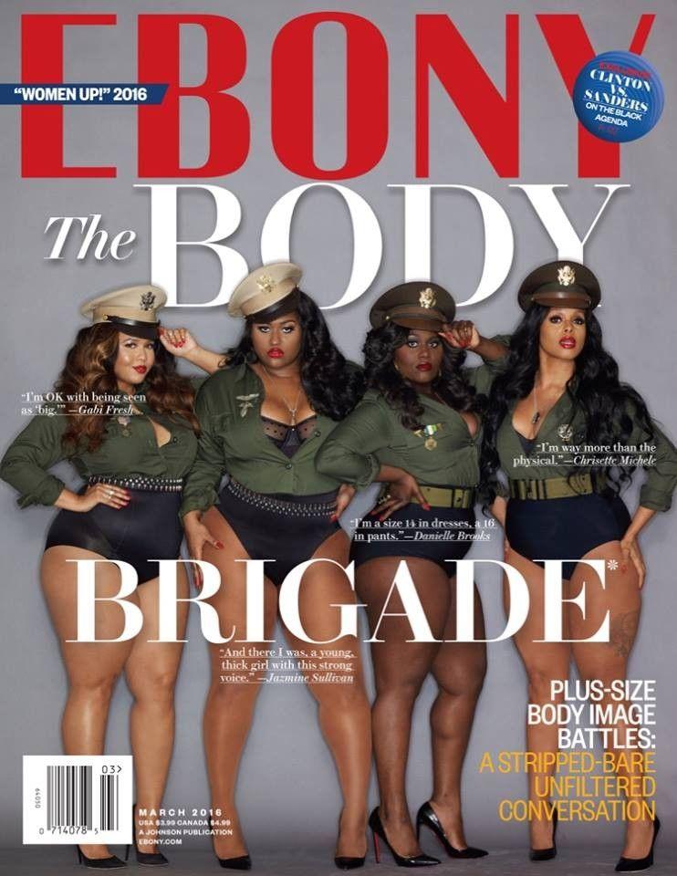 7693aa107847b BOMBSHELLS  EBONY Magazine Covers