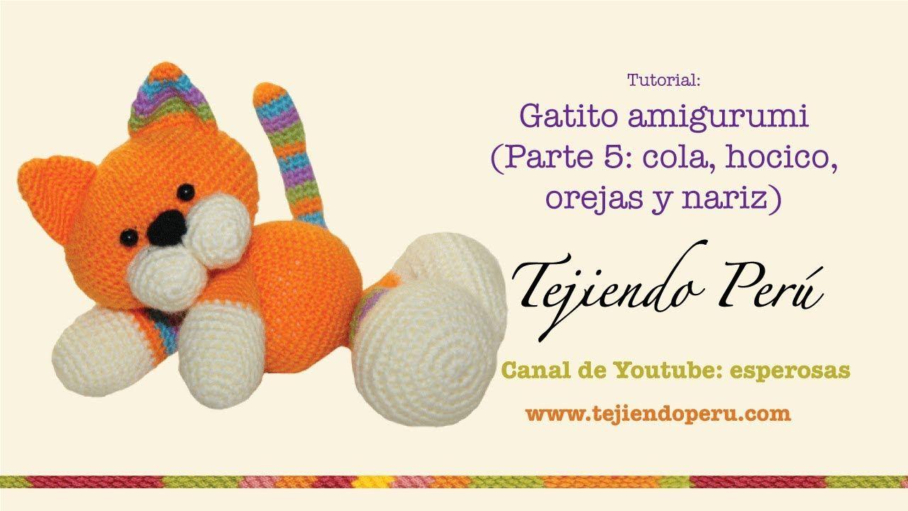 Gatito - Tejiendo Perú | 720x1280