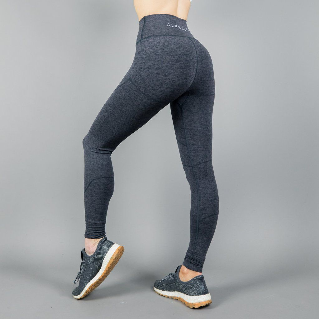 42bce3cad The Revival Leggings took the traditional legging and made it obsolete with  Alphalete-inspired details — like our now-famous pane