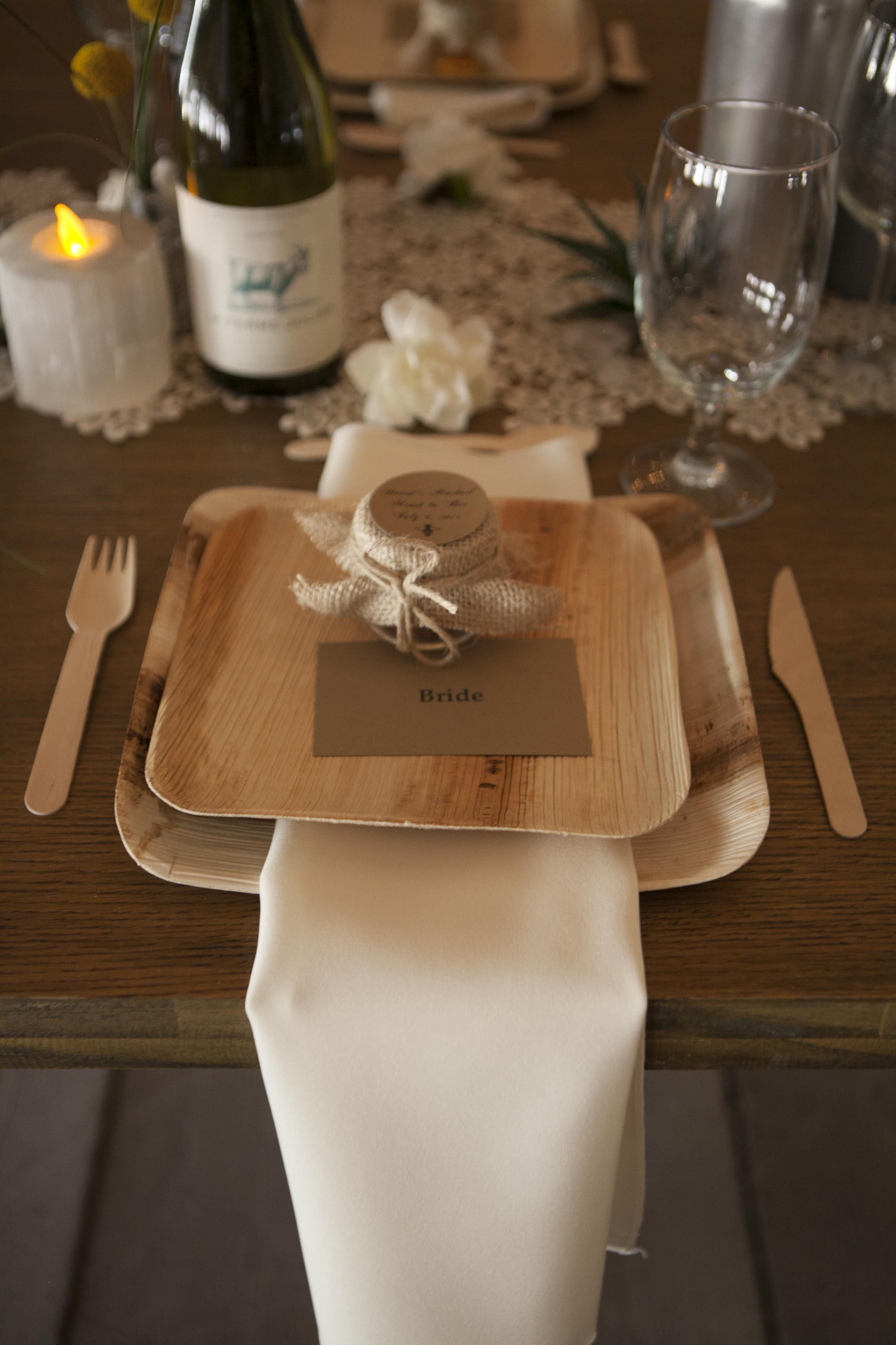 Thinking Of Using Bamboo Disposable Dinnerware Not Flatware As It S Er