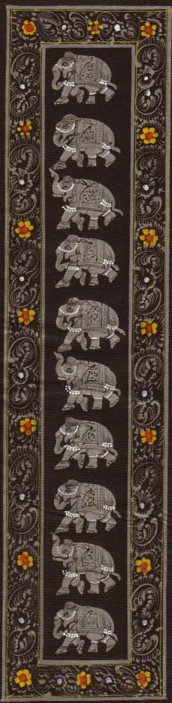 Elephant Miniature Painting