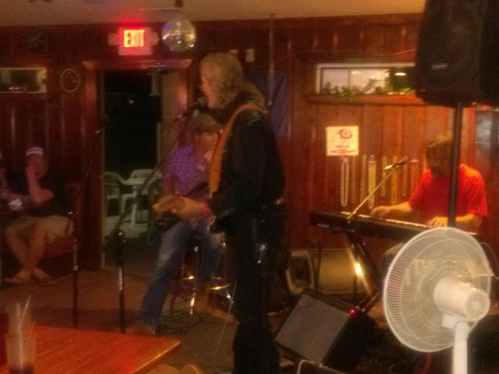Gary Schnacker and the Wrong County Band Gidders Bar And