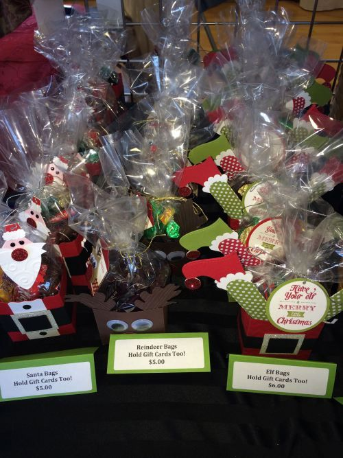 Christmas Craft Show Items.Santa Reindeer Elf Boxes Craft Show Items Christmas